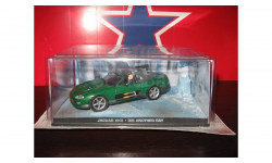 Бонд 007 Jaguar XKR СКИДКА!!!, журнальная серия масштабных моделей, scale43, UH