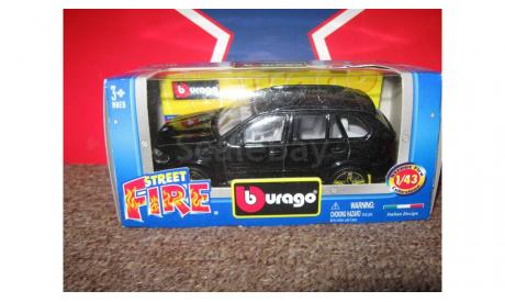 BMW X5 ЛОВИ АКЦИЮ!!!, масштабная модель, scale43, Bburago
