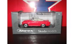 Skoda Felicia, масштабная модель, scale43, Abrex
