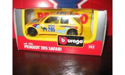 Peugeot 205 safari