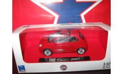 Fiat 500 ЛОВИ АКЦИЮ!!!, масштабная модель, 1:43, 1/43, New-Ray