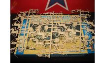 Египетские воины+охотники на бизонов, фигурка, scale0