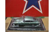 Aston Martin DB4, журнальная серия масштабных моделей, scale43, PCT