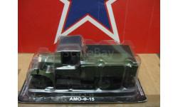 АМО Ф15, масштабная модель, 1:43, 1/43, DeA/IXO