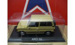 ARO 10, масштабная модель, 1:43, 1/43, DeA/IXO