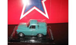 ГАЗ М73, масштабная модель, 1:43, 1/43, DeA/IXO