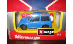 Suzuki Vitara, масштабная модель, 1:43, 1/43, Bburago old