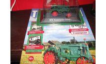 ВТЗ универсал, масштабная модель трактора, scale43, hachette