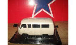 УАЗ 452, журнальная серия масштабных моделей, 1:43, 1/43, PCT