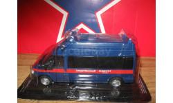 Форд транзит СК РФ, масштабная модель, 1:43, 1/43, DeA/IXO
