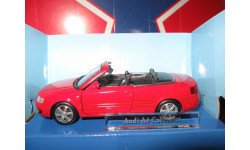 Audi cabrio, масштабная модель, scale43, cararama