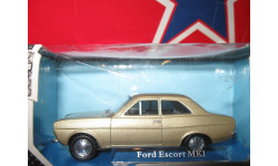 Ford MK1, масштабная модель, scale43, cararama