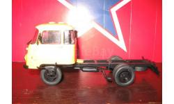 Robur LD3000 шасси, журнальная серия масштабных моделей, 1:43, 1/43, PCT