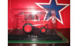 Т 25А, масштабная модель трактора, hachette, scale43