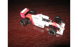 McLaren MP4 4 Honda, масштабная модель, scale43, DeA/IXO