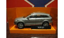 AUDI Q7, масштабная модель, scale43, Bauer/Cararama/Hongwell
