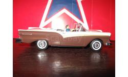 Бонд 007 Ford Fairlane ЛОВИ АКЦИЮ!!!, журнальная серия масштабных моделей, 1:43, 1/43, UH