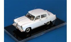 ICV108 ГАЗ M-23 'Волга' (ранний выпуск в деталировке второй серии), масштабная модель, 1:43, 1/43