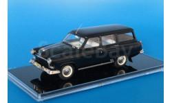 ICV140 ГАЗ M-22 «Волга» - Опытный, поздний вариант (в деталировке 2 серии), масштабная модель, 1:43, 1/43