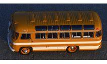 ПАЗ 672 жёлто-белый, масштабная модель, Classicbus, 1:43, 1/43