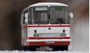 Масштабная модель 695Н бело-красный, масштабная модель, ЛАЗ, Classicbus, 1:43, 1/43