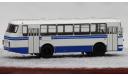 Масштабная модель 695Н бело-синий, масштабная модель, ЛАЗ, Classicbus, 1:43, 1/43