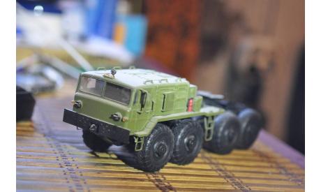 МАЗ-535 'Ураган', масштабная модель, 1:43, 1/43, Start Scale Models (SSM)