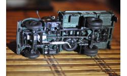 ГАЗ 51, масштабная модель, scale0, DiP Models