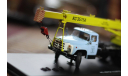 Продам КС-3575А (133ГЯ) Харьковская резина, поворотный мост, запасовка тросса, масштабная модель, 1:43, 1/43, Start Scale Models (SSM)