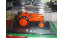 МТЗ 2 Тракторы:История люди машины №13 Журналка, масштабная модель, Тракторы. История, люди, машины. (Hachette collections), scale43