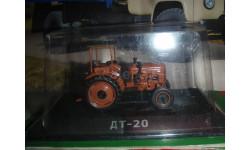 ДТ 20 Тракторы:История люди машины №41 Журналка, масштабная модель, Тракторы. История, люди, машины. (Hachette collections), scale43