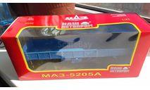 МАЗ 5205А, масштабная модель, Наш Автопром, scale43