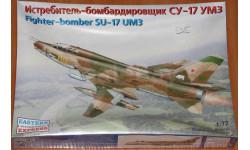 СУ-17 УМЗ, сборные модели авиации, Восточный Экспресс, 1:72, 1/72