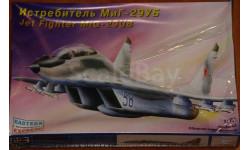 МИГ-29УБ, сборные модели авиации, Восточный Экспресс, scale72