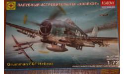 F6F 'Хэллкэт', сборные модели авиации, Моделист, scale72