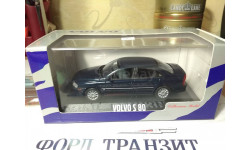 Volvo S80 blue, масштабная модель, Minichamps, scale43