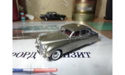 Jaguar MK VII, масштабная модель, scale43