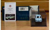 ЗАЗ 965 1960 г., масштабная модель, DiP Models, 1:43, 1/43