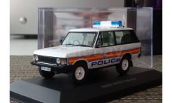 1:43 Range Rover Police Car IXO, масштабная модель, 1/43