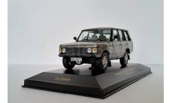 1:43 Range Rover Sierra Silver 1982 4 doors 3.5 IXO CLC 010, масштабная модель, IXO Classic, 1/43
