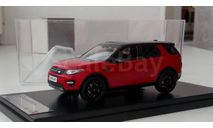 1:43 Land Rover Discovery Sport 2015 Red (Premium X) PRD402, масштабная модель, scale43