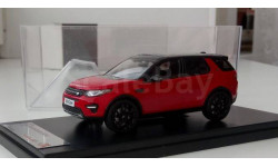 1:43 Land Rover Discovery Sport 2015 Red (Premium X) PRD402