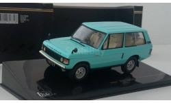 1:43 Range Rover 1970 3.5 Blue (IXO) CLC244, масштабная модель, scale43