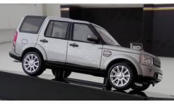 1:43 Land Rover Discovery 4 2010 Silver (IXO) MOC134P