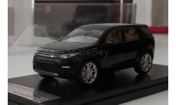 1:43 Land Rover Discovery Sport 2015 Black (Premium X) PRD401