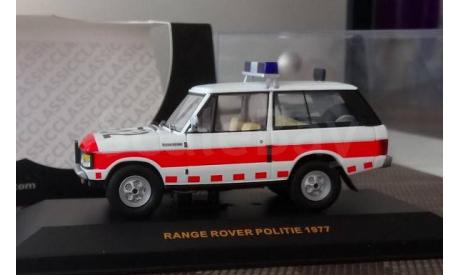 1:43 IXO Range Rover Rukspolitie 1977 CLC008, масштабная модель, IXO Classic, scale43