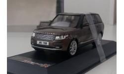 1:43 Range Rover L405 Nara Bronze 2013 (Premium X) PRD305, масштабная модель, 1/43