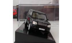 1:43 Land Rover Discovery 4 2010 Black (IXO) MOC133P