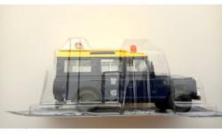 1:43 Land Rover 109 LWB Hong Kong Police (Полицейские Машины Мира) De Agostini, масштабная модель, scale43