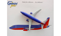 1:400 Gemini Jets Boeing 737-300 Southwest Airlines, масштабные модели авиации
